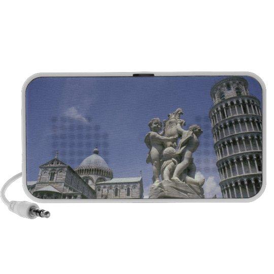 Europe, Italy, Pisa, Leaning Tower of Pisa Speaker