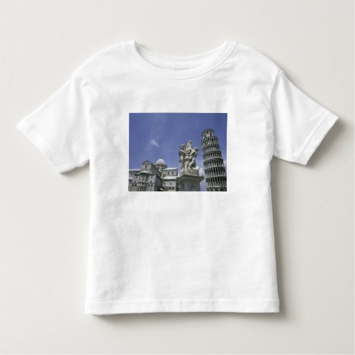 Europe, Italy, Pisa, Leaning Tower of Pisa T Shirts