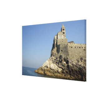 Europe, Italy, Portovenere aka Porto Venere. 3 Canvas Print