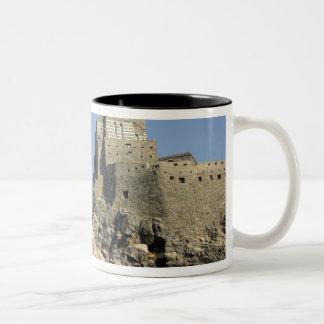 Europe, Italy, Portovenere aka Porto Venere. 3 Two-Tone Coffee Mug