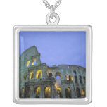 Europe, Italy, Rome. Evening view of the Personalized Necklace