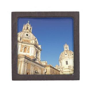 Europe, Italy, Rome. Santa Maria Di Lorento and Keepsake Box