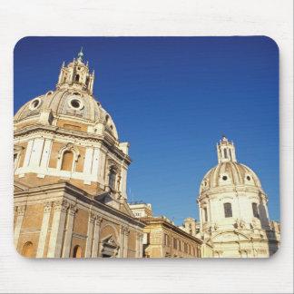 Europe, Italy, Rome. Santa Maria Di Lorento and Mouse Pad