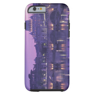 Europe, Italy, Rome. St. Peter's and Ponte Sant Tough iPhone 6 Case
