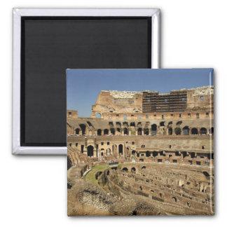 Europe, Italy, Rome. The Colosseum (aka Magnet