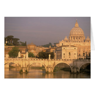 Europe, Italy, Rome, The Vatican. Basilica San Card