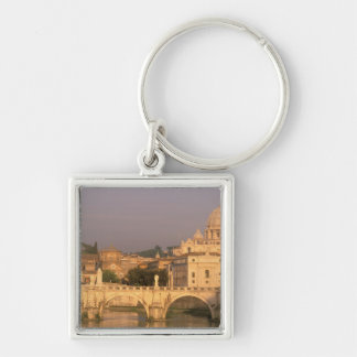 Europe, Italy, Rome, The Vatican. Basilica San Keychain