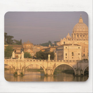 Europe, Italy, Rome, The Vatican. Basilica San Mouse Pad