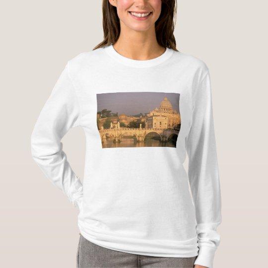 Europe, Italy, Rome, The Vatican. Basilica San T-Shirt