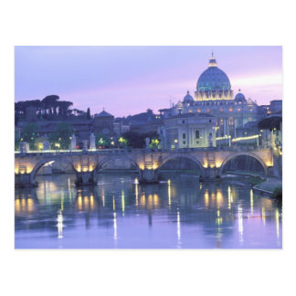 Europe Italy Rome The Vatican St Peter s Postcard