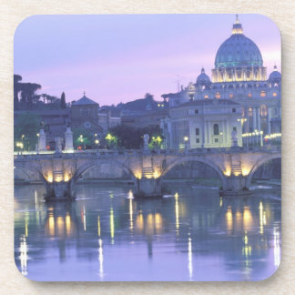 Europe, Italy, Rome, The Vatican. St. Peter's & Beverage Coasters