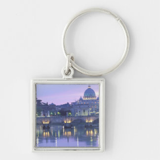 Europe, Italy, Rome, The Vatican. St. Peter's & Keychain