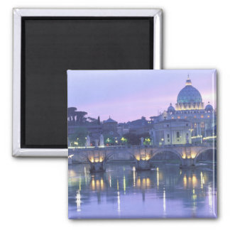 Europe, Italy, Rome, The Vatican. St. Peter's & Refrigerator Magnets