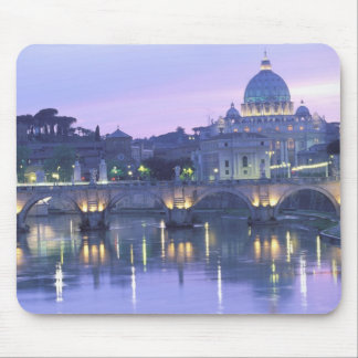 Europe, Italy, Rome, The Vatican. St. Peter's & Mouse Pad