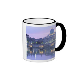 Europe, Italy, Rome, The Vatican. St. Peter's & Coffee Mugs
