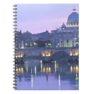 Europe, Italy, Rome, The Vatican. St. Peter's & Note Book