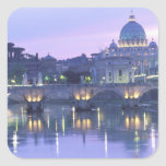 Europe, Italy, Rome, The Vatican. St. Peter's & Square Sticker
