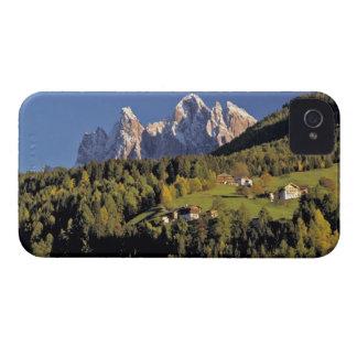 Europe, Italy, San Pietro. The Odle Group seem Blackberry Case