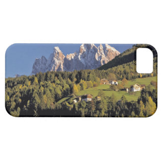 Europe, Italy, San Pietro. The Odle Group seem iPhone 5 Cases