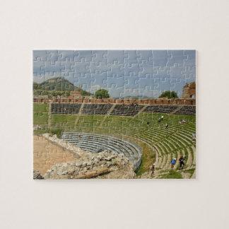 Europe, Italy, Sicily, Taormina. 3rd century 2 Jigsaw Puzzles