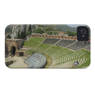 Europe, Italy, Sicily, Taormina. 3rd century iPhone 4 Cover