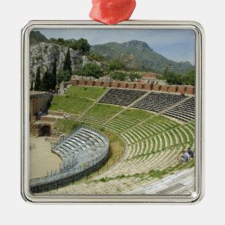Europe, Italy, Sicily, Taormina. 3rd century Ornament