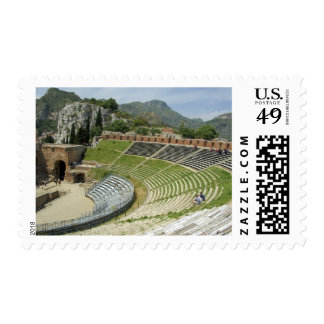 Europe, Italy, Sicily, Taormina. 3rd century Postage