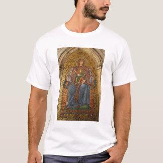 Europe, Italy, Sicily, Taormina. Madonna & child T-Shirt
