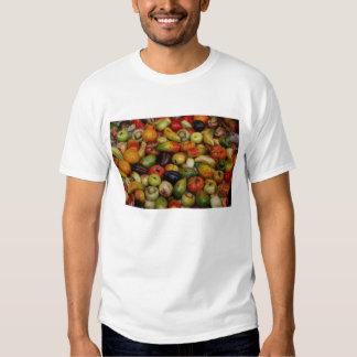 Europe, Italy, Sicily, Taormina. Traditional 3 T-shirt