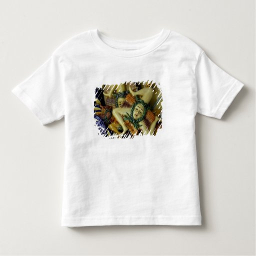 Europe, Italy, Sicily, Taormina. Traditional 9 Toddler T-shirt