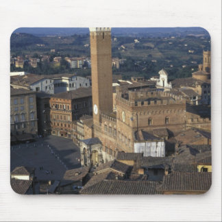 Europe, Italy, Siena. Town overview Mouse Pad