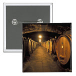 Europe, Italy, Toscana region. Chianti cellars 2 Inch Square Button