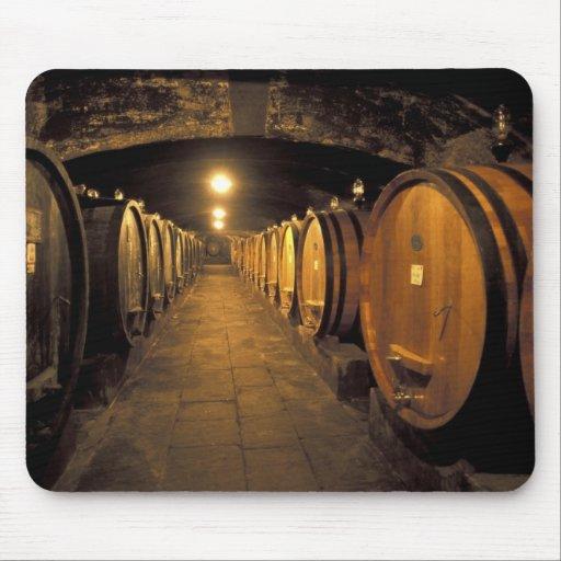 Europe, Italy, Toscana region. Chianti cellars Mousepad