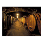 Europe, Italy, Toscana region. Chianti cellars Post Card