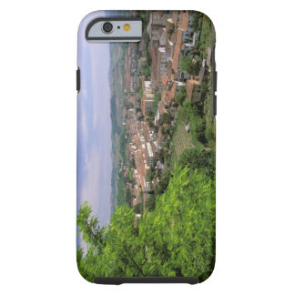Europe, Italy, Tuscany, Certaldo. Medieval hill Tough iPhone 6 Case