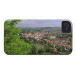Europe, Italy, Tuscany, Certaldo. Medieval hill iPhone 4 Cases