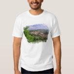 Europe, Italy, Tuscany, Certaldo. Medieval hill Tee Shirt