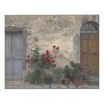 Europe, Italy, Tuscany, Chianti, Tuscan doorway Wood Print