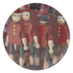 Europe, Italy, Tuscany, Collodi, Home of Dinner Plate