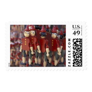 Europe, Italy, Tuscany, Collodi, Home of Postage