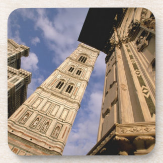 Europe, Italy, Tuscany, Florence. Piazza del 3 Beverage Coaster
