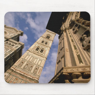 Europe, Italy, Tuscany, Florence. Piazza del 3 Mouse Pad