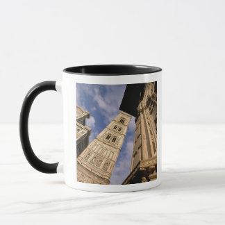 Europe, Italy, Tuscany, Florence. Piazza del 3 Mug
