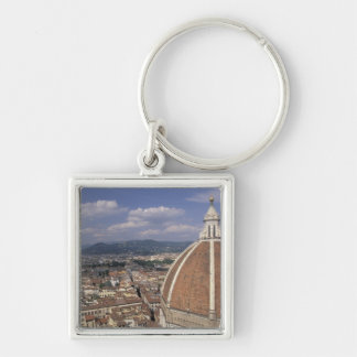 Europe, Italy, Tuscany, Florence. Piazza del Keychain