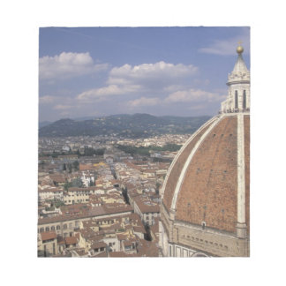 Europe, Italy, Tuscany, Florence. Piazza del Notepad