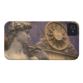 Europe, Italy, Tuscany, Florence, Piazza della iPhone 4 Case-Mate Case