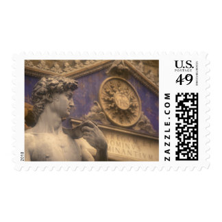 Europe, Italy, Tuscany, Florence, Piazza della Postage