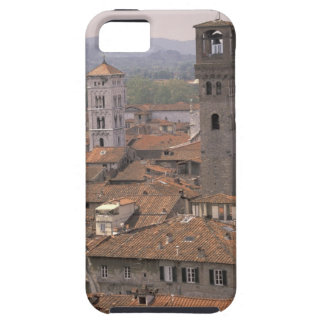 Europe, Italy, Tuscany, Lucca, Town panorama iPhone SE/5/5s Case