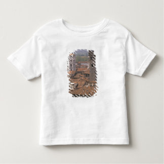 Europe, Italy, Tuscany, Lucca, Town panorama Toddler T-shirt