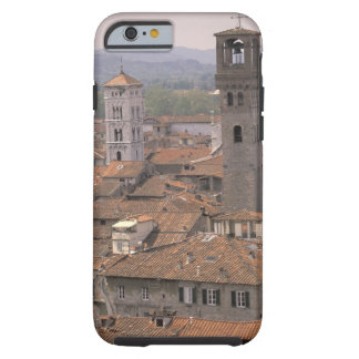 Europe, Italy, Tuscany, Lucca, Town panorama Tough iPhone 6 Case